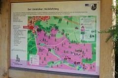Infotafel Heidelehrweg