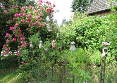 Gartenensemble